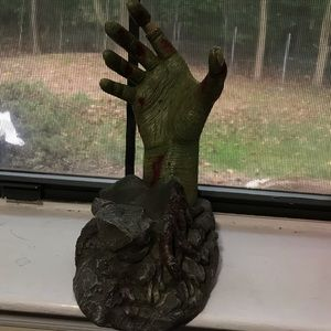 Other - Creepy Frankenstein Hand Bottle Holder